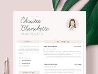 Resume template cv template 2