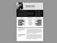 Wicked Resume Designer