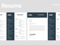 Professional Resume Template - 05