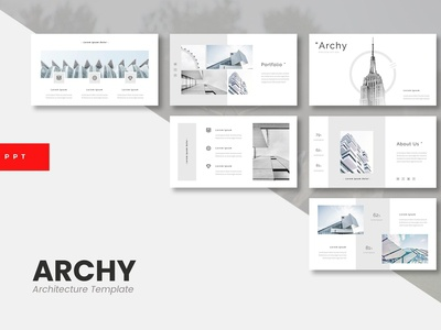 Archy - Architecture Powerpoint