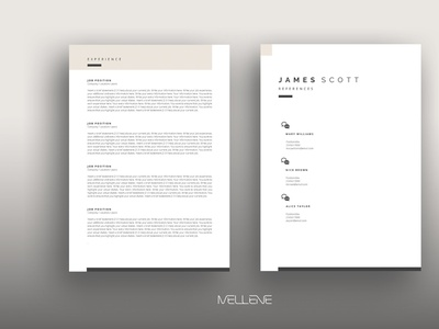 resume stationary and picturesfree