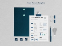 Resume Template 2 Pages | Naingoland