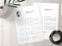Resume + Business Card