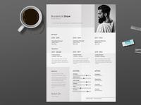 Crux Resume Template