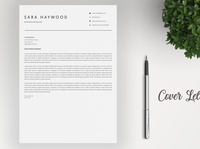 Resume Template | 4 Pages Template