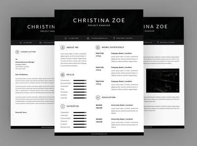 Project Zoe Resume Designer