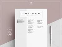 Resume/CV - CN