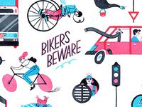 Bikers Beware