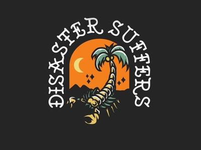 Scorpio Palm Tree