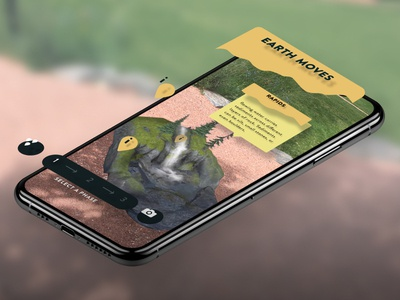 AR app for the Museum of Life and Sciences