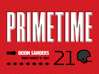 PRIMETIME: Deion Sanders