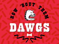 HOW 'BOUT THEM DAWGS