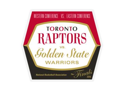 2019 NBA Finals Label