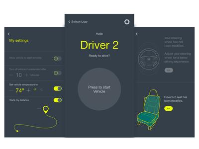 Smart Drive App
