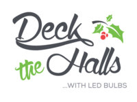 Deck the Halls with LED Bulbs
