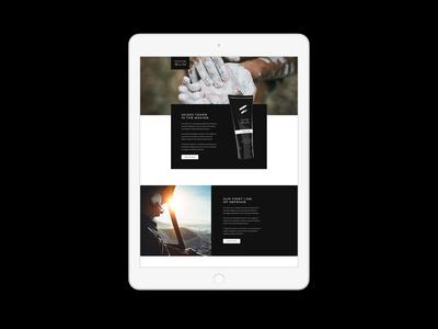 Parallax Landing Page