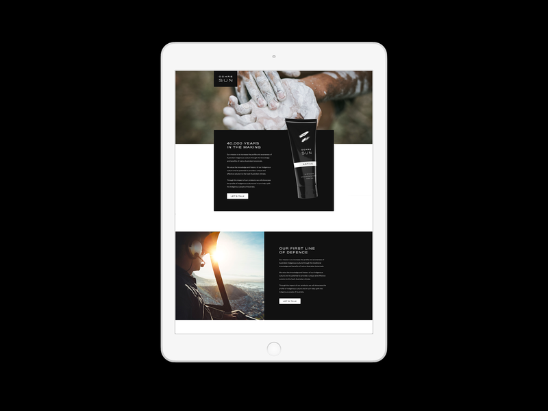 Parallax Landing Page dimension 3d landing page product black and white photography parallax scroll animation one page single page animation reflection hands