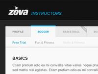 ZOVA Instructors