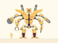 Robot fc colors