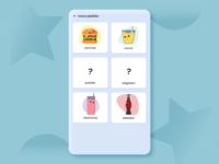Food APP menu (WIP)