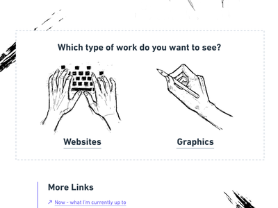 Types of work illustrations