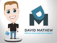 Personal avatar & logo
