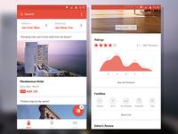 hottel - hotel reservation app renewal
