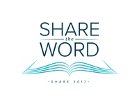 Share The Word Logo