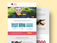 Child Evangelism Fellowship Web Design