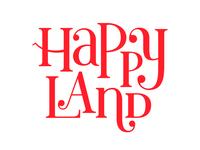 Happyland Logo
