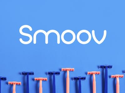 Smoov Razor Subscription Logo