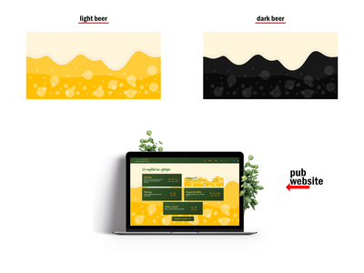Beer background webdesigner web design website light beer background beer webdesigns webdesign web