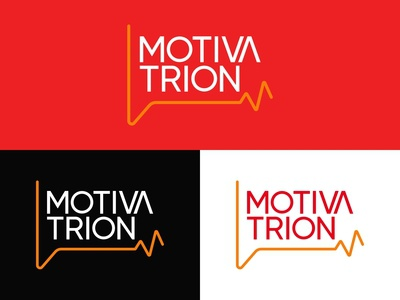 Motiva Trion Logo Design