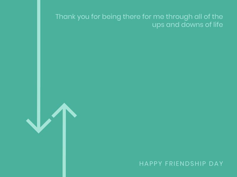 Happy Friendship Day friend brand minimalism graphicdesign designs friendshipminimal friendshipdayminimal minimaldesign friends friendshipday friendship