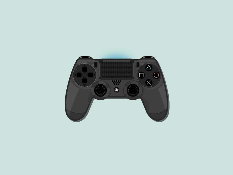 PlayStation 4 Controlller playstation ps4 game logo