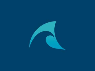 Shark + Wave