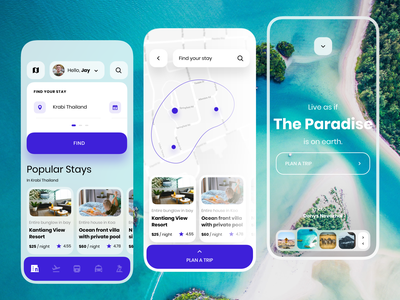 Good Travel App Design | Concept uidesign ui flight search flight booking app mobile app app design travel trip