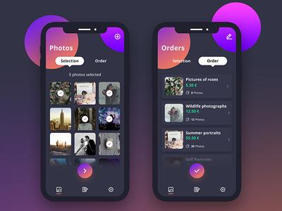 Photomaker App - Redesign