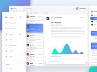 Mailbox Dashboard UI