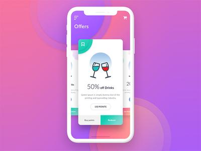 Offers Screen UI