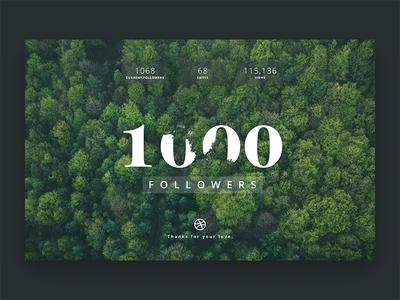 1K+ Followers