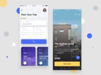 Trip App UI