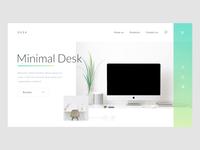 Desk Web UI