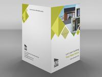 Folder design - King Homes