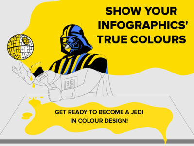 Show Your Infographics' True Colours