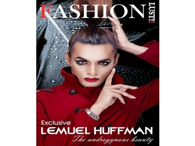 FASHION LUST try lemul huffman page cover love fashion page happiness models fashion design