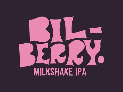 Bilberry IPA