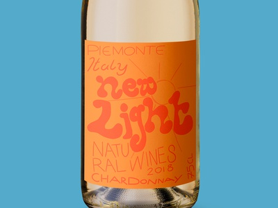 new light natural wine