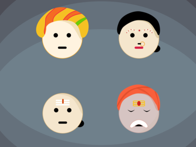 Indian Faces