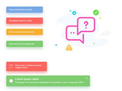 System to user Messaging